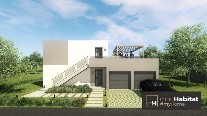 Maisons du constructeur MUC HABITAT • 70 m² • STRASBOURG