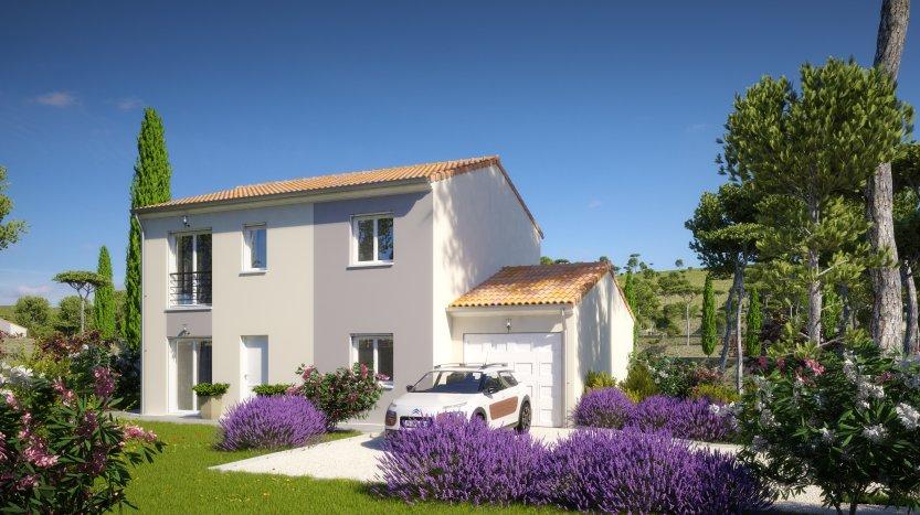 Maisons du constructeur MAISONS PIERRE AULNAY 3 • 110 m² • LA COURNEUVE