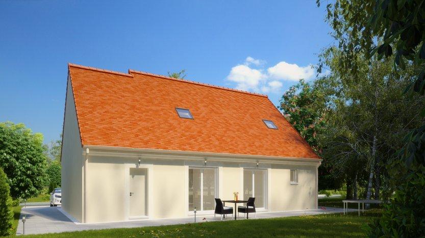 Maisons du constructeur HABITAT PAR CŒUR AULNAY 3 • 101 m² • LIVRY GARGAN
