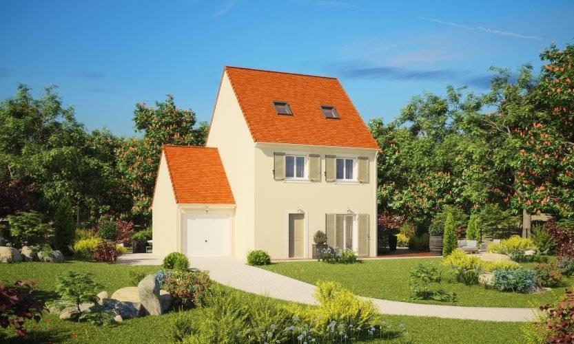 Maisons du constructeur HABITAT PAR CŒUR AULNAY 3 • 109 m² • VILLEPINTE