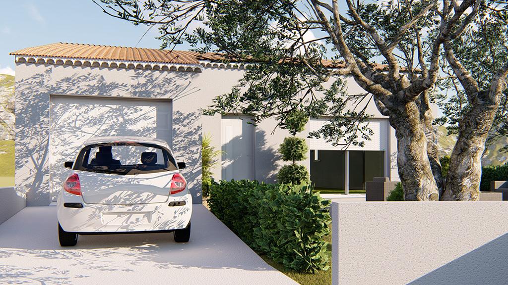 Maisons du constructeur ALLIANCE MAISON • 86 m² • ORNAISONS