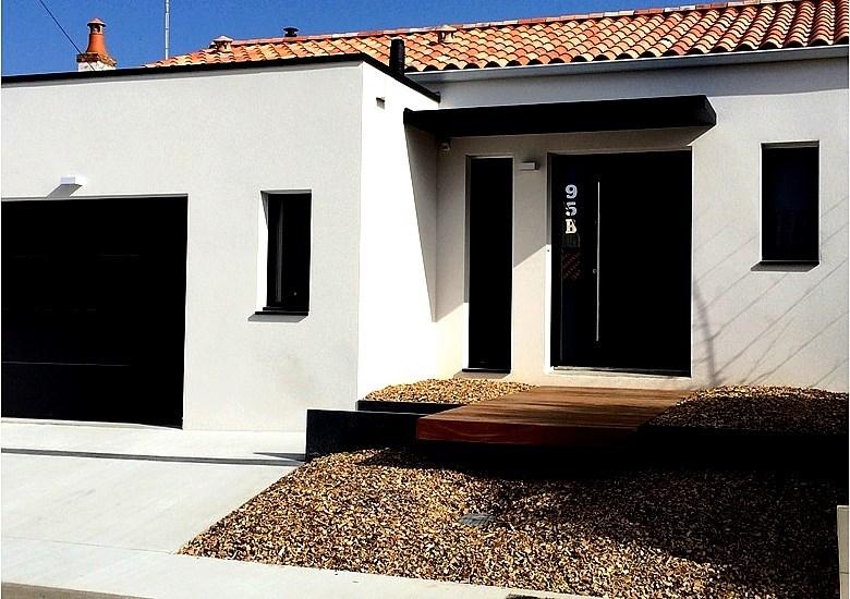 Maisons du constructeur ALLIANCE MAISON • 87 m² • PEYRIAC DE MER
