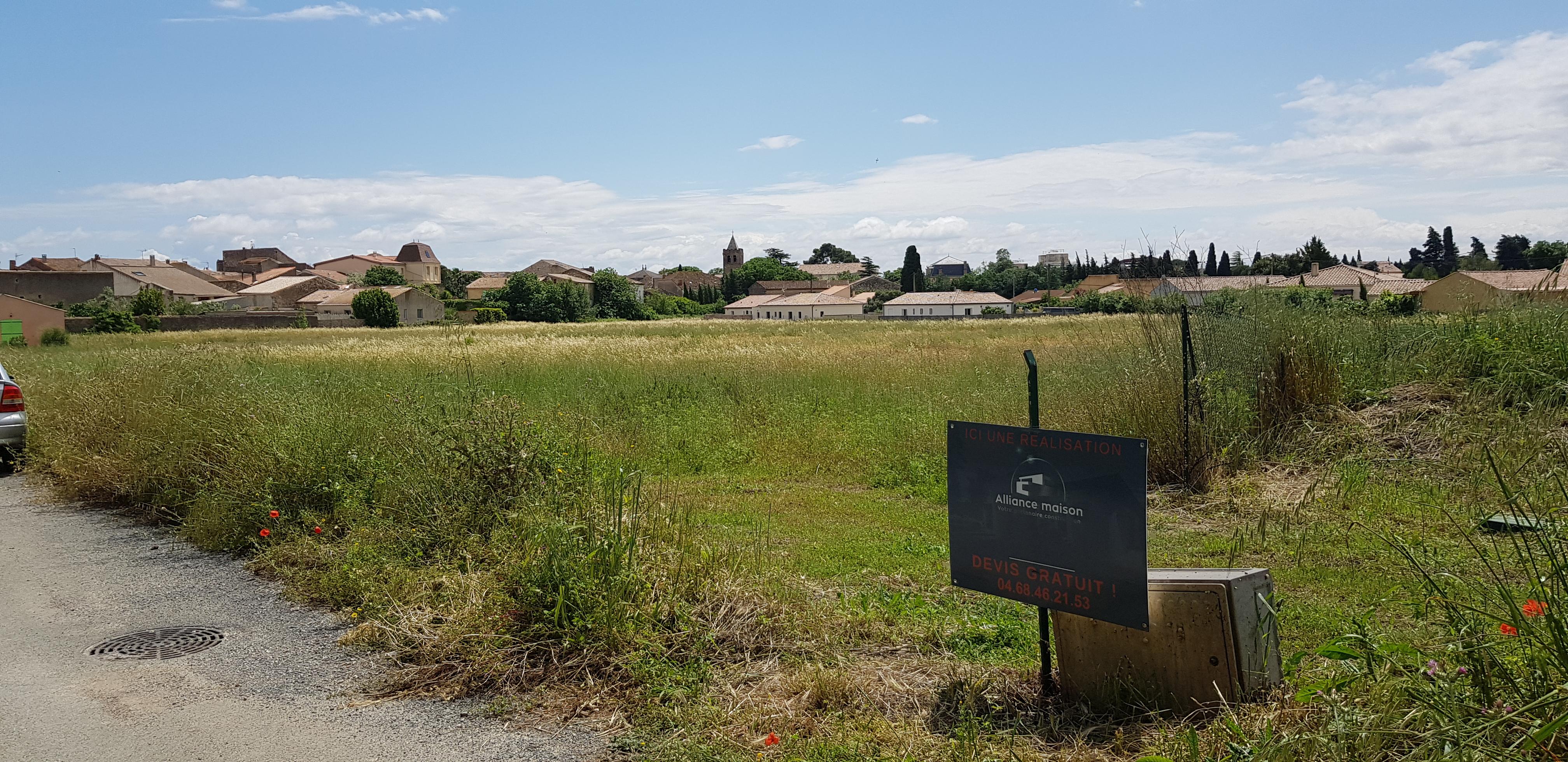 Terrains du constructeur ALLIANCE MAISON • 506 m² • ARGELIERS