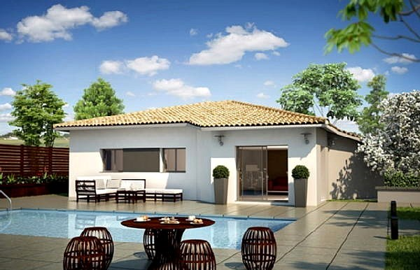 Terrains du constructeur ALLIANCE MAISON • 506 m² • FITOU