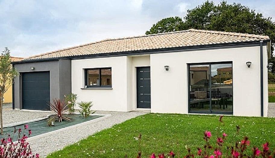 Maisons du constructeur ALLIANCE MAISON • 85 m² • SAINT NAZAIRE D'AUDE