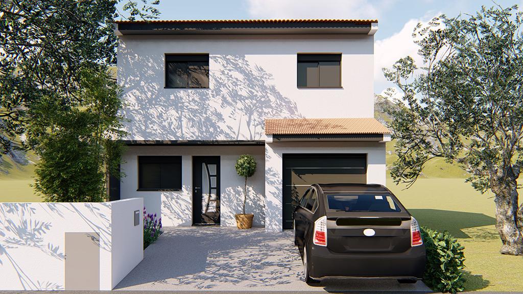 Maisons du constructeur ALLIANCE MAISON • 80 m² • SIGEAN