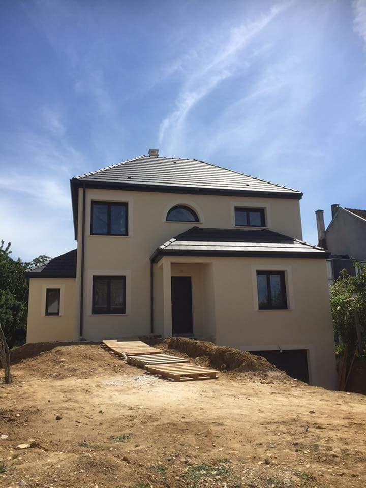 Maisons + Terrains du constructeur LES MAISONS.COM PONTAULT COMBAULT • 86 m² • LAGNY SUR MARNE