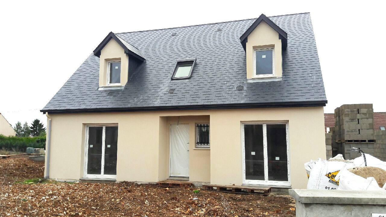 Maisons + Terrains du constructeur LES MAISONS.COM PONTAULT COMBAULT • 98 m² • LA FERTE SOUS JOUARRE