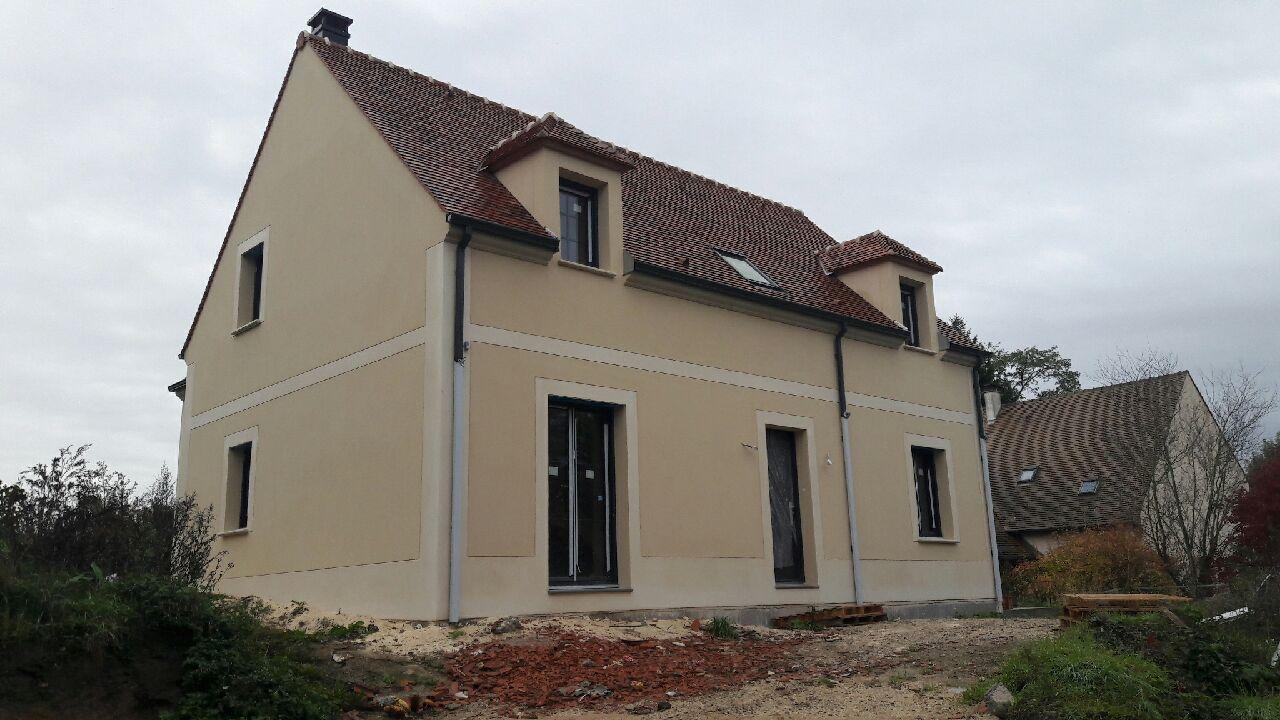 Maisons + Terrains du constructeur LES MAISONS.COM PONTAULT COMBAULT • 115 m² • MELUN