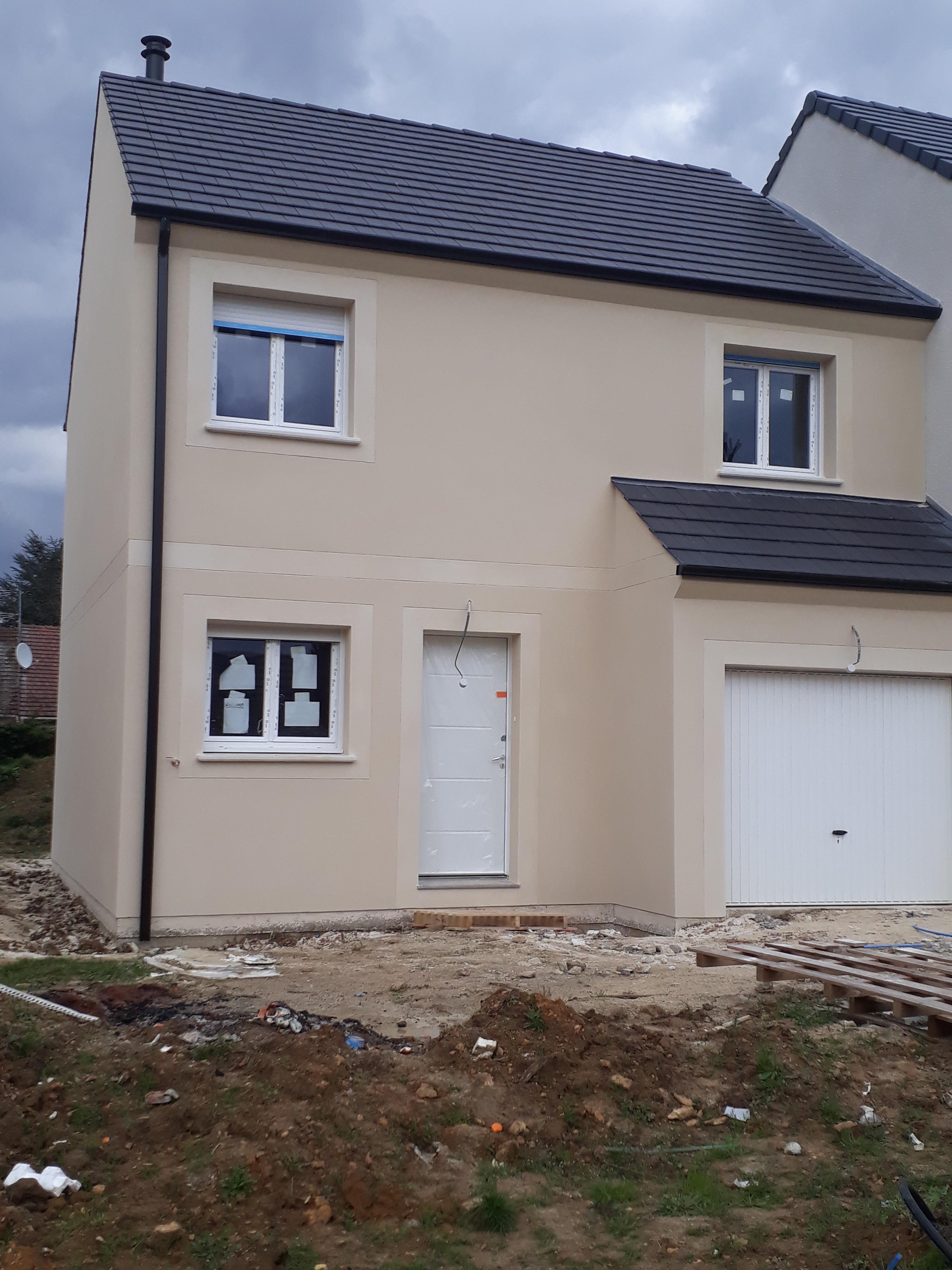 Maisons + Terrains du constructeur LES MAISONS.COM PONTAULT COMBAULT • 87 m² • NANGIS