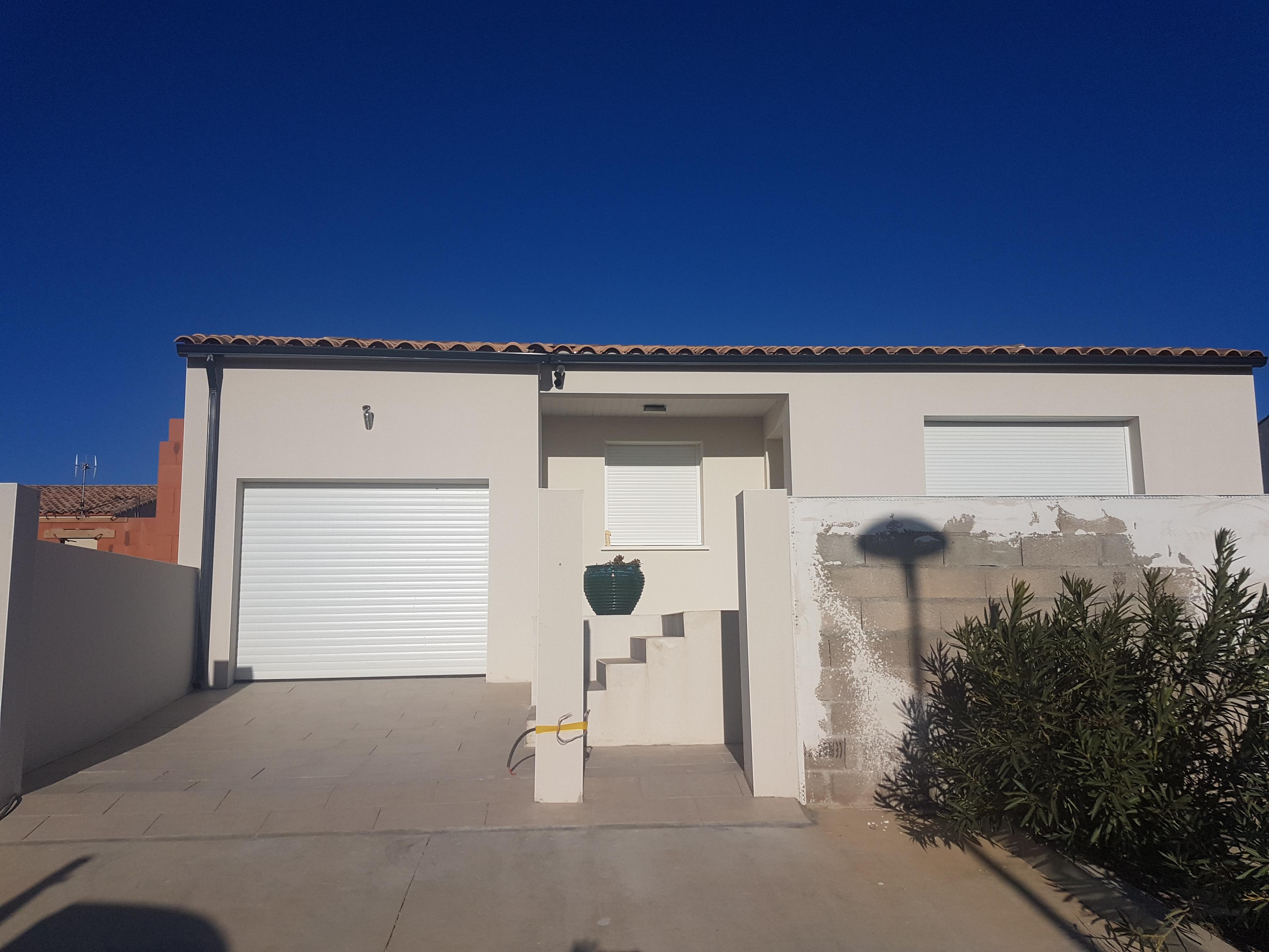Maisons + Terrains du constructeur MAISONS FRANCE BATIMENT • 80 m² • MARAUSSAN
