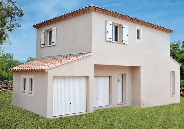 Maisons + Terrains du constructeur MAISONS FRANCE BATIMENT • 85 m² • LIEURAN LES BEZIERS