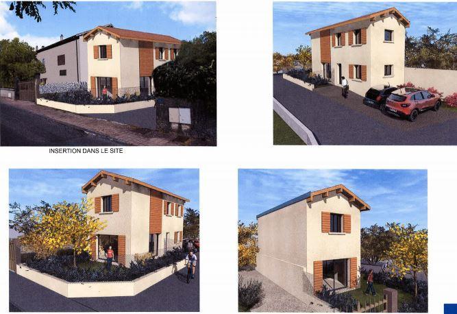 Maisons du constructeur TRADICONFORT BOURGOIN • 75 m² • L'ISLE D'ABEAU