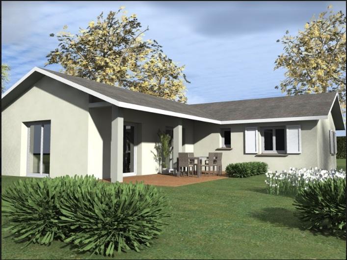 Maisons du constructeur TRADICONFORT BOURGOIN • 91 m² • CHAMPIER