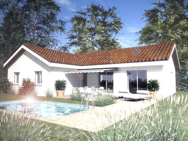 Maisons du constructeur TRADICONFORT BOURGOIN • 101 m² • TREPT