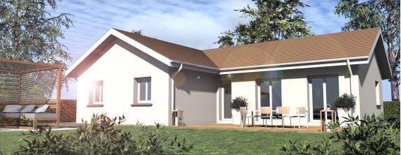 Maisons du constructeur TRADICONFORT BOURGOIN • 91 m² • SAINT ONDRAS
