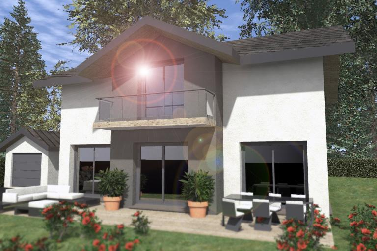 Maisons du constructeur TRADICONFORT BOURGOIN • 101 m² • DOLOMIEU