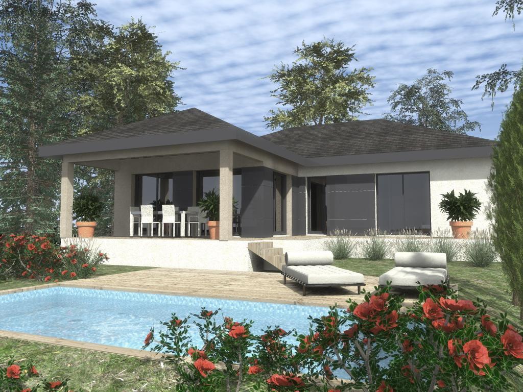 Maisons du constructeur TRADICONFORT BOURGOIN • 101 m² • VIENNE