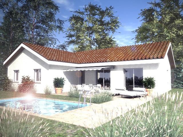 Maisons du constructeur TRADICONFORT BOURGOIN • 101 m² • MORESTEL