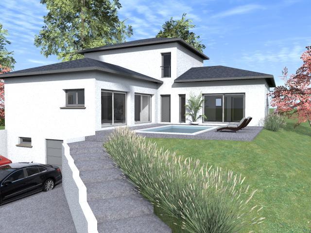 Maisons du constructeur TRADICONFORT BOURGOIN • 91 m² • BIOL