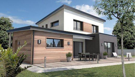 Maisons du constructeur TRADICONFORT BOURGOIN • 101 m² • CESSIEU