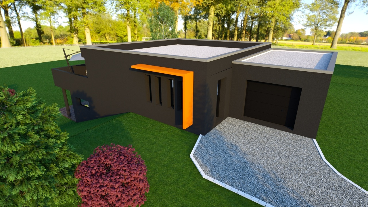 Maisons + Terrains du constructeur MAISONS D EN FRANCE - MONISTROL SUR LOIRE • 132 m² • LES VILLETTES