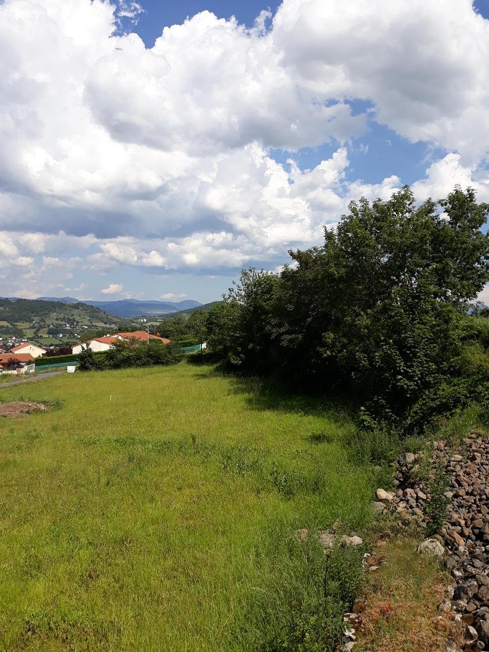 Terrains du constructeur MAISONS D EN FRANCE - MONISTROL SUR LOIRE • 1021 m² • CHADRAC