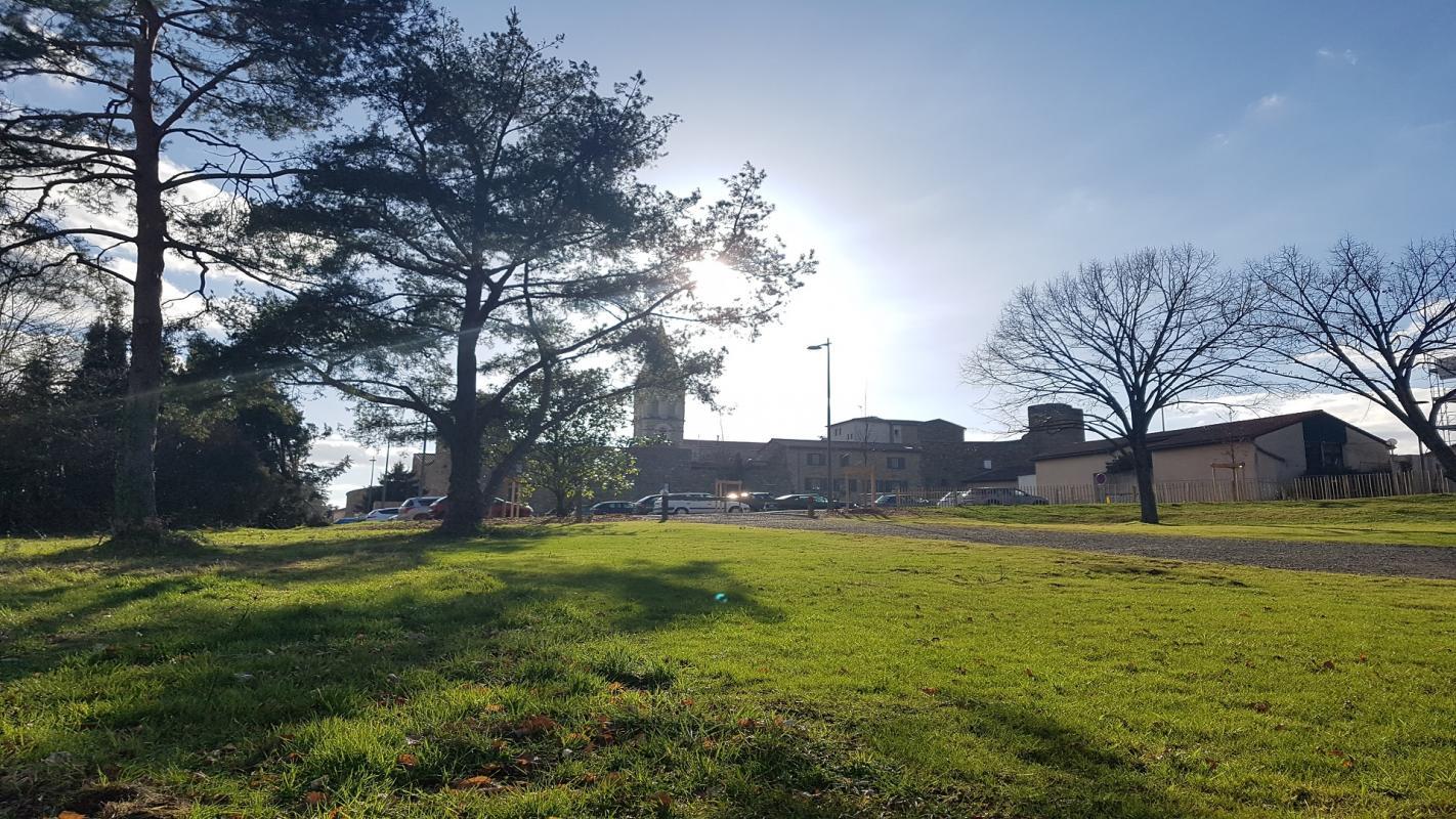 Terrains du constructeur CREDIT MUTUEL AMENAGEMENT FONCIER LYON • 1136 m² • ORLIENAS
