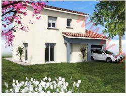 Maisons du constructeur COTRIN 69 • 91 m² • MEXIMIEUX