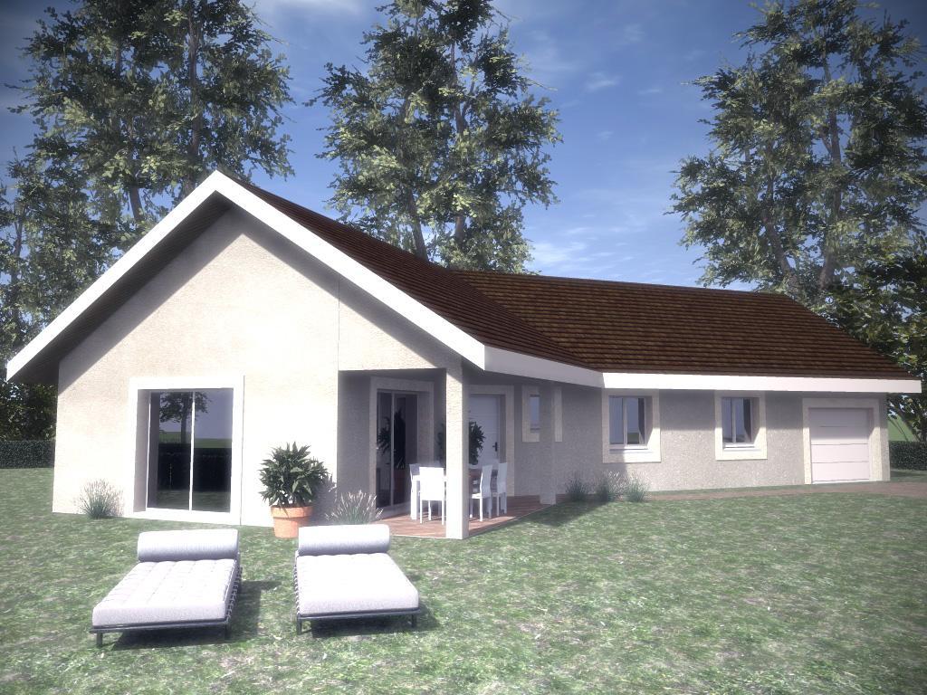 Maisons du constructeur COTRIN 69 • 100 m² • JONAGE