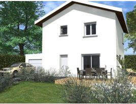 Maisons du constructeur COTRIN 69 • 96 m² • CORBAS