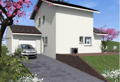Maisons du constructeur COTRIN 69 • 96 m² • ALBIGNY SUR SAONE