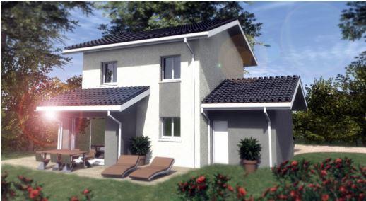 Maisons du constructeur COTRIN 69 • 91 m² • COGNY