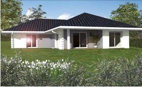 Maisons du constructeur COTRIN 69 • 101 m² • MEXIMIEUX