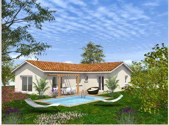 Maisons du constructeur COTRIN 69 • 90 m² • GUEREINS