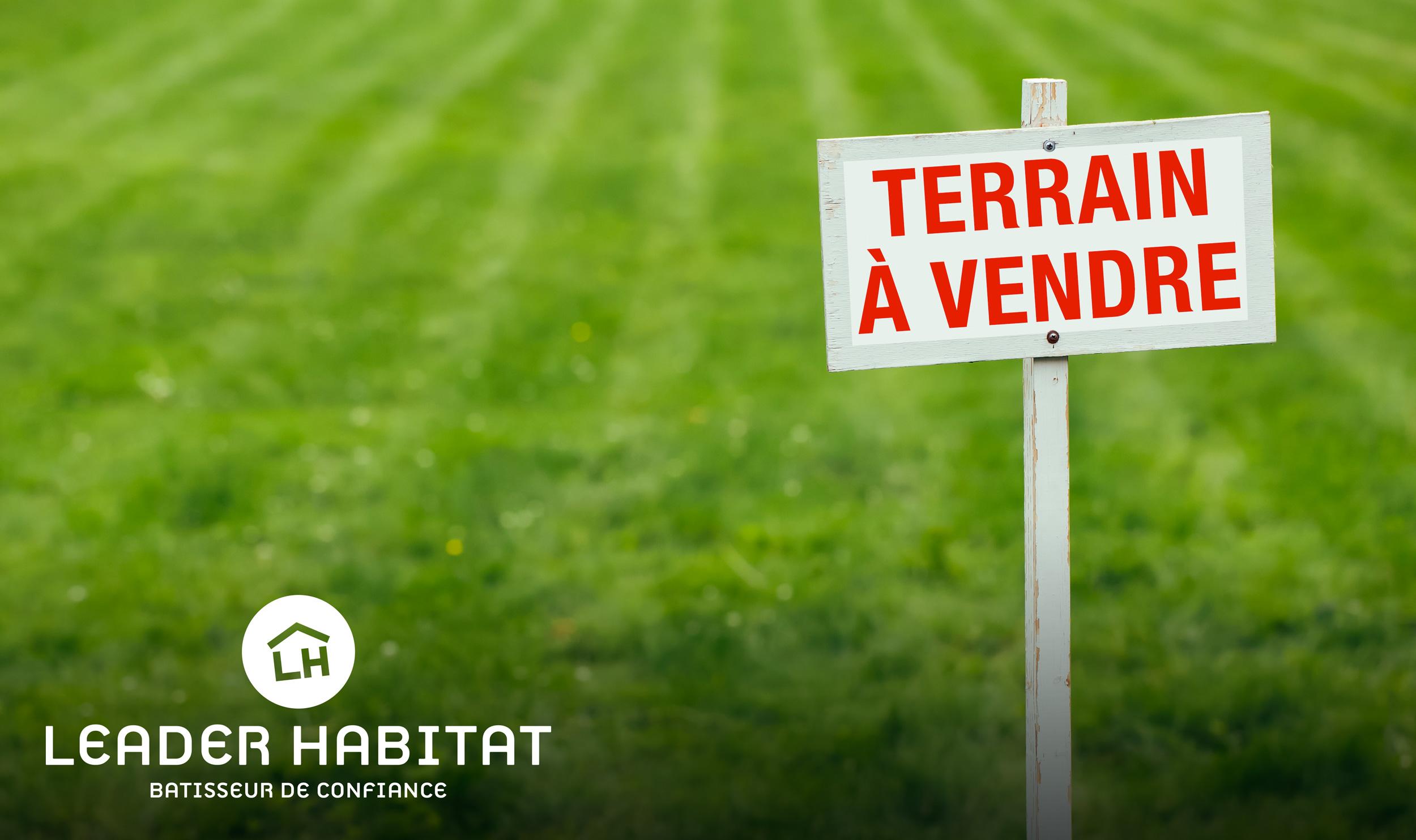 Terrains du constructeur LEADER HABITAT • 450 m² • PRIGNAC ET MARCAMPS