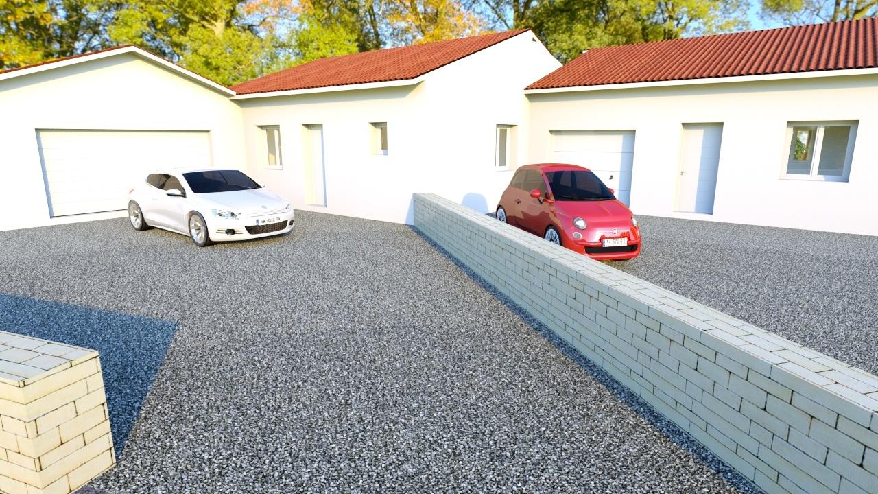 Maisons + Terrains du constructeur MAISONS PUNCH • 102 m² • SAINTE CATHERINE