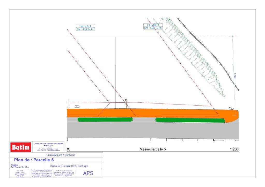 Terrains du constructeur LES MAISONS BATIM • 5 m² • HOMBOURG