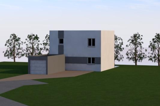Maisons du constructeur LES MAISONS BATIM • 97 m² • HOMBOURG