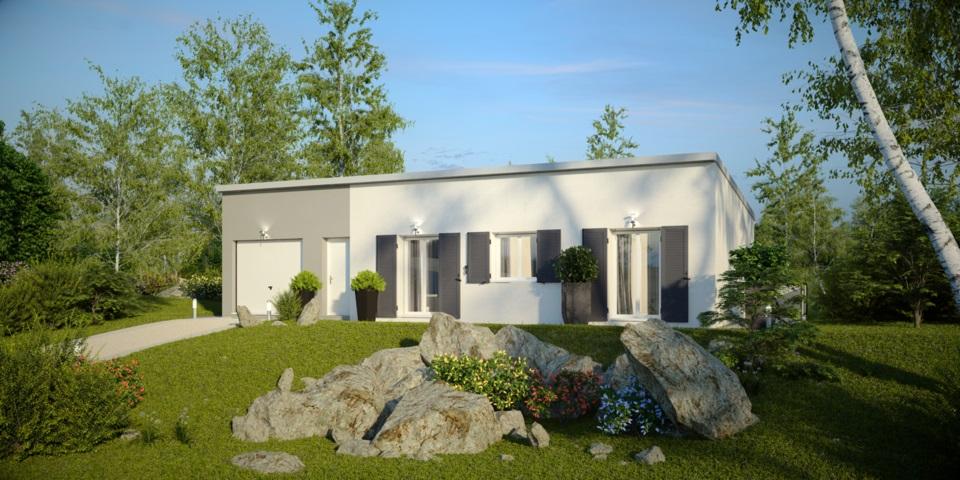 Maisons du constructeur MAISONS PIERRE • 89 m² • ORLEANS