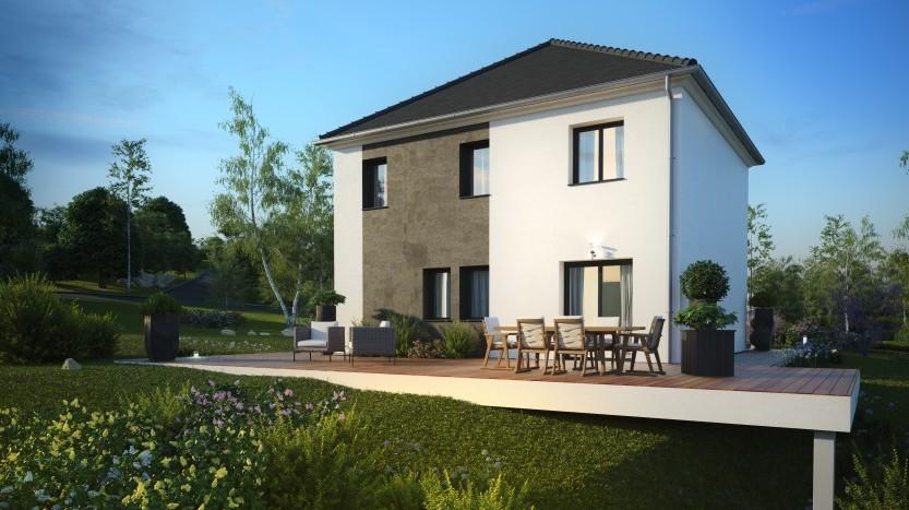 Maisons du constructeur MAISONS PIERRE • 103 m² • OLIVET