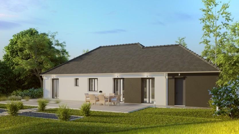 Maisons du constructeur MAISONS PIERRE • 116 m² • AMILLY