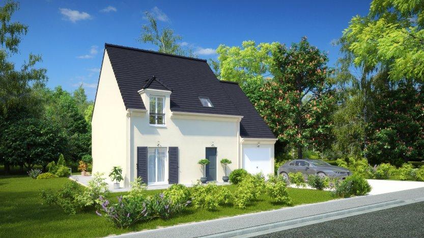 Maisons du constructeur MAISONS PIERRE QUIMPER • 94 m² • QUIMPER