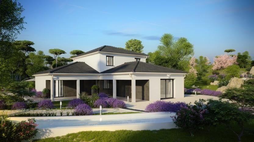 Maisons du constructeur MAISONS PIERRE QUIMPER • 129 m² • COMBRIT
