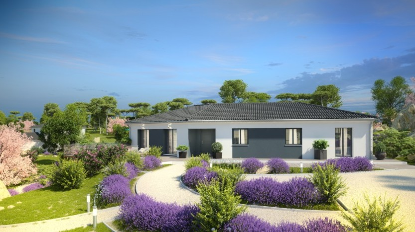 Maisons du constructeur MAISONS PIERRE QUIMPER • 136 m² • BENODET