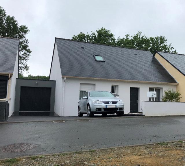 Maisons du constructeur MAISONS PIERRE QUIMPER • 81 m² • LANDUDEC