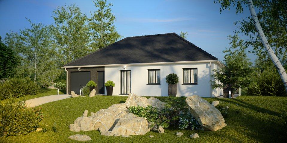 Maisons du constructeur MAISONS PIERRE QUIMPER • 89 m² • FOUESNANT