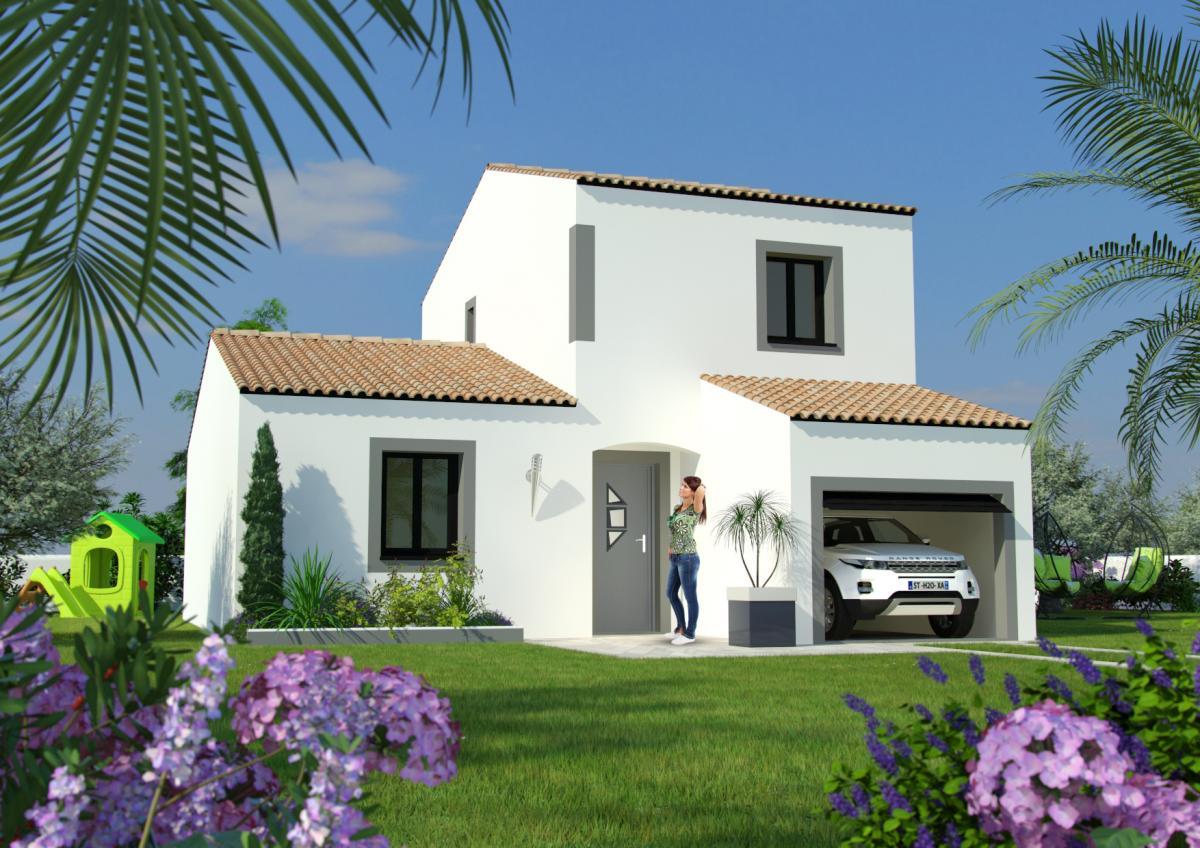 Maisons du constructeur TRADICONFORT 31 • 95 m² • GEMIL