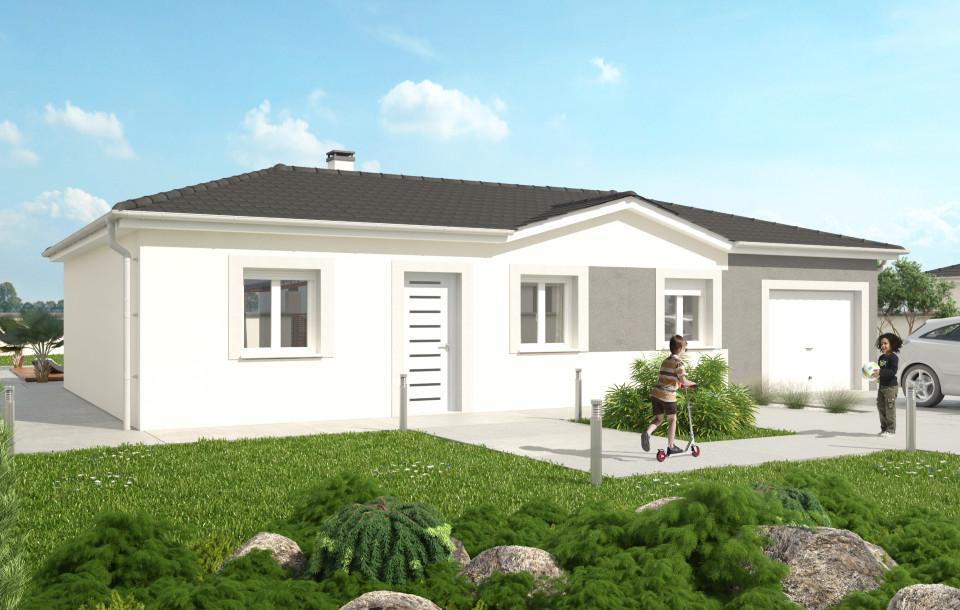 Maisons du constructeur TRADICONFORT 31 • 90 m² • LE FAUGA