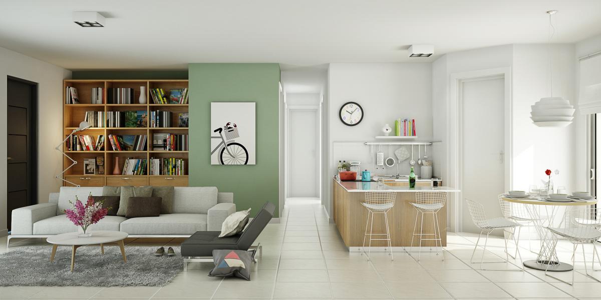 Maisons du constructeur TRADICONFORT 31 • 90 m² • AUSSONNE